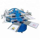 Machine d'impression automatique de l'écran ovale / Sérigraphie / T-shirt de la machine de l'impression