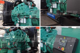 50HzはタイプCummins 750kVAのディーゼル発電機を開く