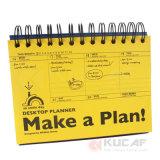 Diferentes tamanhos personalizados Notebook Planejador coloridos