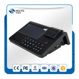 3G WiFi Bluetooth NFC / RFID Card Reader Desktop Android POS Terminal (HPC701)