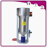 Sistema gravimetrico per il tubo di plastica