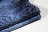 方法女性ジーンのための高い伸張の編むデニムファブリック
