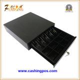 品質のPOSシステムLk300bのための黒い金属の現金引出し