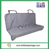 Grauer Strand-Sitzdeckel mit Nackenband mit Halterung