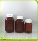 بلاستيكيّة يعبّئ [180مل] محبوب زجاجة بلاستيكيّة مع نقل أعلى غطاء