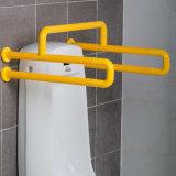 Barras de garra do Urinal com superfície revestida do nylon
