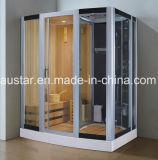 Sauna combinada a vapor 1800mm com chuveiro (AT-D8853-1)