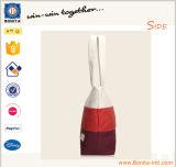 Nieuwe het Winkelen van de Luxe van het Ontwerp van het Canvas van de Vrouw Eenvoudige Zak