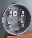 100A ANSIの標準の円形のメートルのソケット