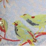 Gesponnenes Lamm-Wolle-Polyester für Frau Skirt Coat Jacquard Fabric
