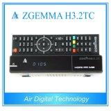 Più nuovo contenitore DVB di televisione via satellite di Zgemma H3.2tc S2 + 2 * DVB T2/C
