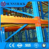 Racking de aço da pálete do armazenamento industrial do armazém