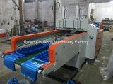 Full Auto dos líneas de la camiseta de plástico máquina para fabricar bolsas
