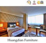 2017高品質の最高の木のホテルの寝室の家具(HD423)