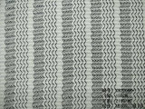 正方形パターン厚いメッシュ生地