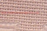 Tessuto tinto del poliestere del tessuto del jacquard della fibra chimica per il tessuto dell'indumento del cappotto di vestito dalla donna