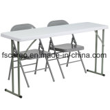 "18'' X 96"" Table de Formation de pliage en plastique (TBC1626)"