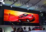 HD montado no interior totalmente colorida de parede P3 Visor LED