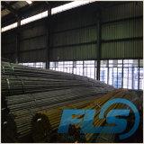 8 precio del tubo de acero del horario 80 de las instalaciones de tuberías de acero del cartón de la pulgada