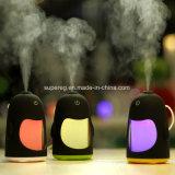 ペンギン整形小型USBの加湿器、USBの香りの拡散器
