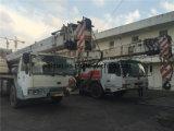 Grua de caminhão móvel 25ton Zoomlion usada Qy25h