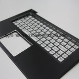 Plaque en aluminium pour le clavier de l'ordinateur
