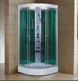 Sector de 900mm vapor sauna con ducha (-8815F)