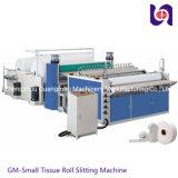Papier de soie trancheuse rembobineur Machine