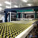 Staightは薄板にされたガラスの生産ラインを実行する