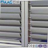 Алюминиевый/алюминиевый профиль штрангя-прессовани для жалюзиего/слепого Windows и дверей с предкрылками