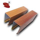 Mattonelle di alluminio a forma di U ricoprenti del soffitto del deflettore della polvere all'ingrosso della Cina