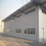 Costruzione della sala d'esposizione dell'automobile del blocco per grafici d'acciaio dei due piani con l'ufficio