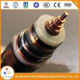 Cavo elettrico di UL1072 11kv Cu/XLPE/Swa/PVC