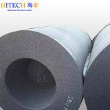 Eléctrodo de grafite de elevada pureza para o carboneto de silício tornando