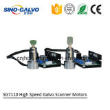 A melhor cabeça de varredura de alta velocidade da marcação da venda Sg7110 para a máquina da marcação do laser da fibra
