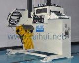 Uncoilerのストレートナ機械は保障する物質的な平坦(RUS-300F)の高レベルを