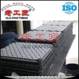 Calza antirresbaladiza de la pieza inserta del CNC del carburo cementado del tungsteno