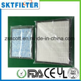 Poco filtro da resistenza di aria HEPA
