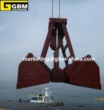 Gbmの海洋リモート・コントロールバルク貨物か船のグラブのバケツ
