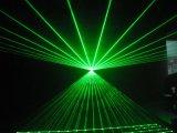 Декоративные света лазерного луча этапа диско DJ с одушевленност