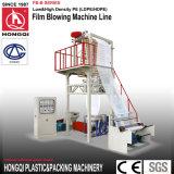 Gefaltete Film-durchbrennenmaschine für Abfall-Beutel
