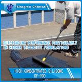 De alta concentrada de silicona Antiespumante (DF-900)