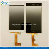 Huawei P7のための元の携帯電話LCDは上昇する
