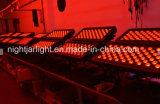 Nj-L120 120*10W LED RGBW Cidade exterior dupla luz de camadas de cor