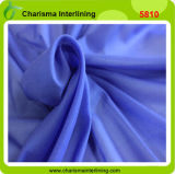 China Factory Plain Weave Dress Tecido Fusible tricotado Interlining