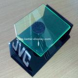 Crémaillère d'étalage acrylique faite sur commande d'appareil-photo Btr-C7002