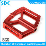 fahrrad-Pedals des CNC-3/4/5-Axis maschinell bearbeiten/Aluminum-Pedal SGS Präzision maschinell bearbeiteter