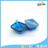 Recipiente De Alimentos Dobrável Eco Silicone Lunch Box
