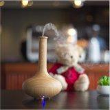 Humidificador ultra-sônico Difusor de aromas para óleos essenciais Forma bonita de vaso