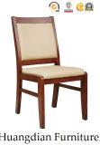 Mobília de madeira do restaurante da alta qualidade que janta a cadeira (HD457)